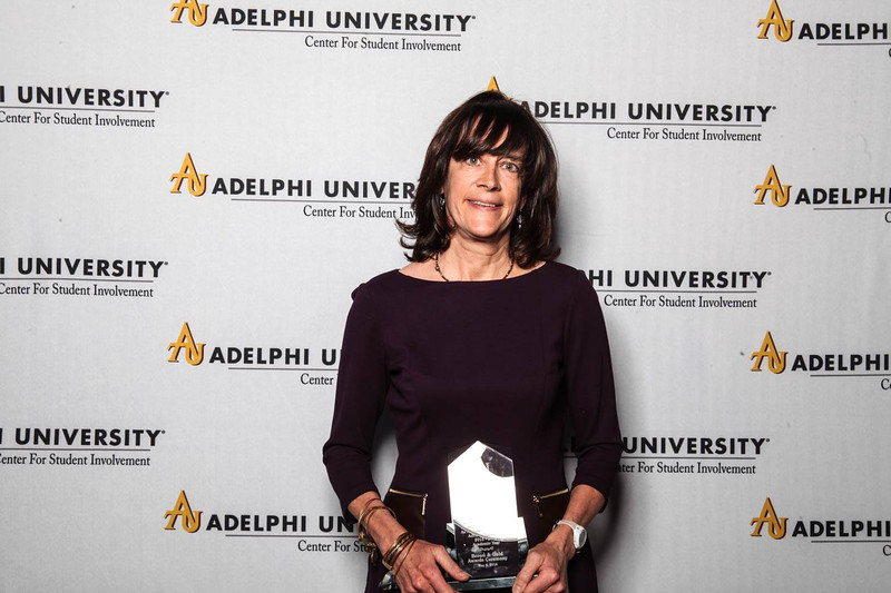 Mary Jean McCarthy - Adviser of the Year