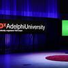 TEDxAdelphi University Stage