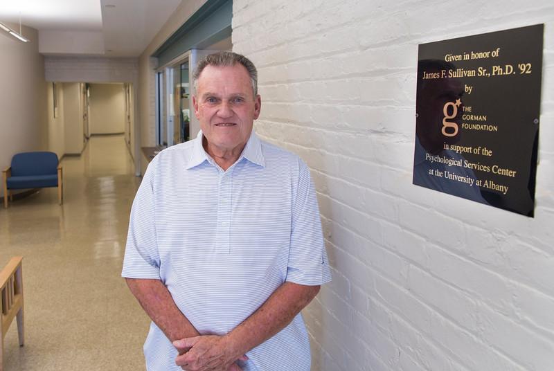 Alumnus Jim Sullivan '92