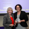 2019 Provost's Award for Excellence in Undergraduate Advising