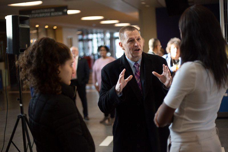 Faculty Staff Donor Reception