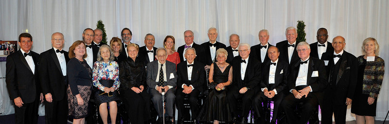 The University at Albany Foundation honors Community Laureate James J. Barba and Academic Laureate Stephen M. Berk, Ph.D at the 2013 Citizen Laureate Awards.  Photographer: Gary Gold