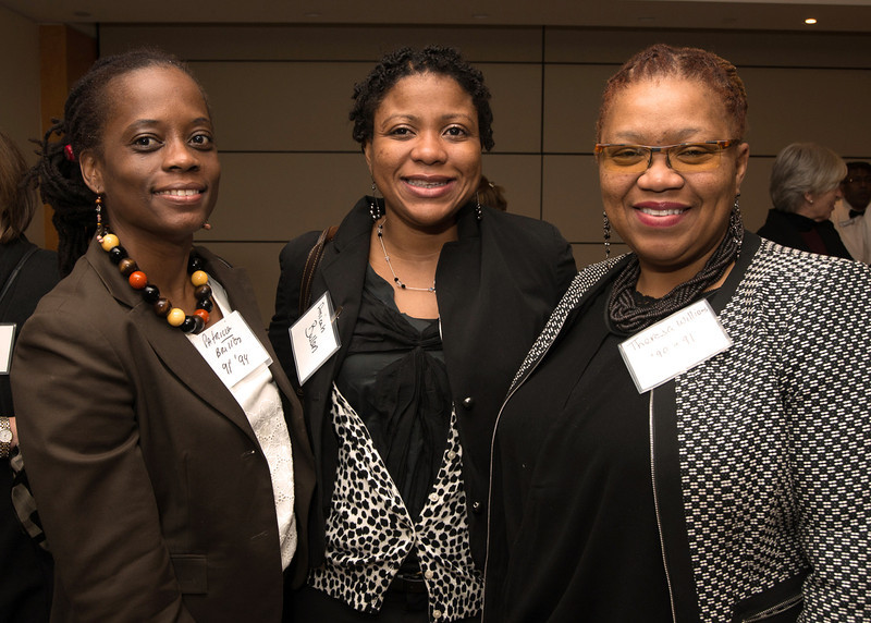 NYC Women's Networking Event. Photographer: Marty Heitner April 29, 2014
