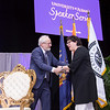 Justice Sonia Sotomayor speaks to sold out crowd at SEFCU Arena on Tuesday. (Photo by Carlo de Jesus)