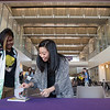 Awkwafina, rap artist, actress, and UAlbany alumna visits campus