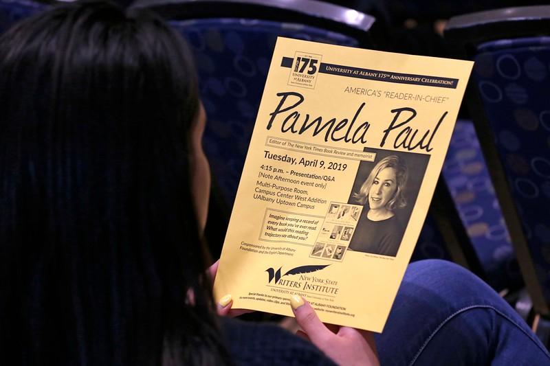 Pamela Paul