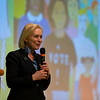 December 7, 2018 - Senator Kirsten Gillibrand visits the NYS Writer's Institute