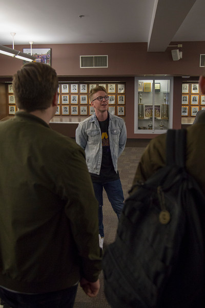 March 27, 2018 - Tyler Oakley at UAlbany's Speaker Series
