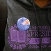 UAlbany students vote in the midterm elections at the Campus Center polling location on Tuesday, November 6, 2018. (photo by Patrick Dodson)
