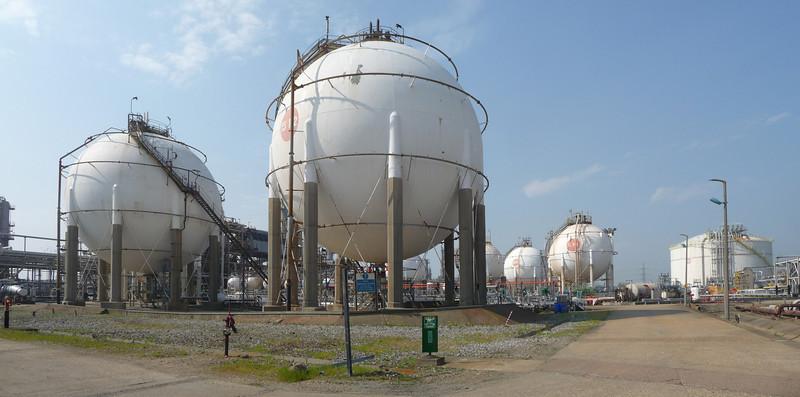 Coryton refinery, Essex