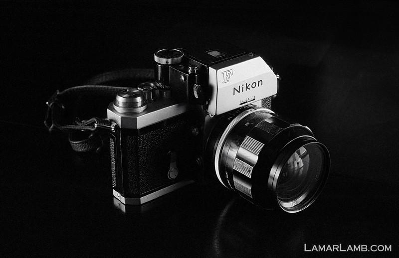 Nikon F Photomic FTn with 35mm f/1.4 Nikkor-N Auto: Taken with Nikon FM; Lens - Nikkor 50mm f/1.8 AIs; Film - Ilford HP5 Plus developed in Kodak XTOL.