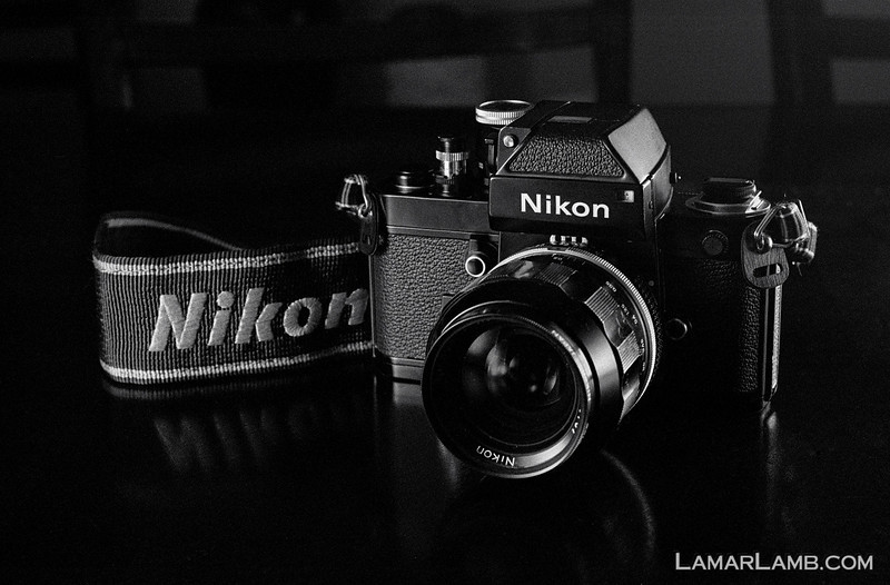 Nikon F2 with DP-1 Finder and 35mm f/1.4 Nikkor-N Auto: Taken with Nikon FM; Lens - Nikkor 50mm f/1.8 AIs; Film - Ilford HP5 Plus developed in Kodak XTOL.
