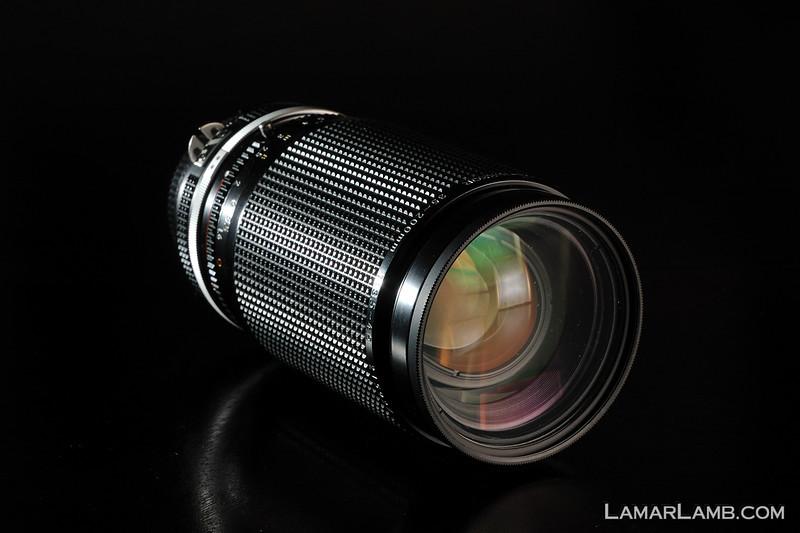Nikkor 35-200mm f/3.5-4.5 AIS