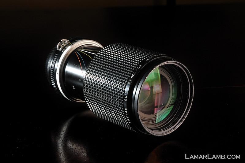 Nikkor 50-135mm f/3.5 AIS