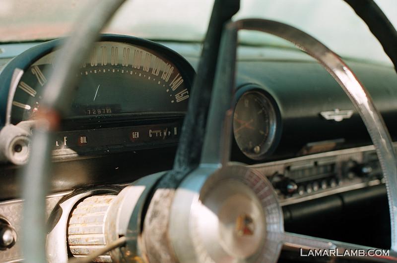 Camera: Nikon F Photomic FTn; Lens: 50mm f/1.4 Nikkor-S Auto; Film: Kodak Ektar 100.