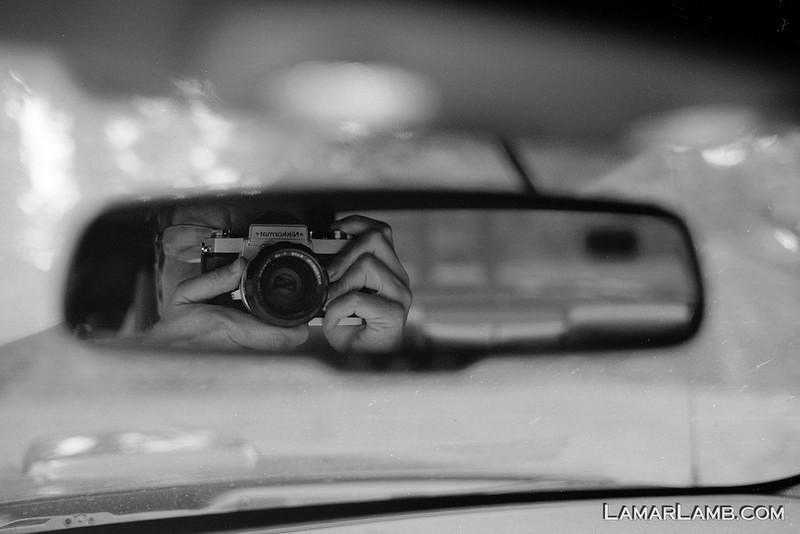 Camera - Nikkormat FT2; Lens - 35mm f/1.4 Nikkor-N Auto; Film - Ilford PanF Plus 50 developed in Kodak XTOL.