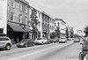 Broughton Street in Savannah, Georgia :: Camera - Nikon F Photomic FTn; Lens - 35mm f/1.4 Nikkor-N Auto; Film - Ilford HP5 Plus developed in Kodak XTOL.