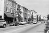 Broughton Street in Savannah, Georgia :: Camera - Nikon F Photomic FTn; Lens - 35mm f/1.4 Nikkor-N Auto; Film - Ilford HP5 Plus developed in Kodak XTOL.