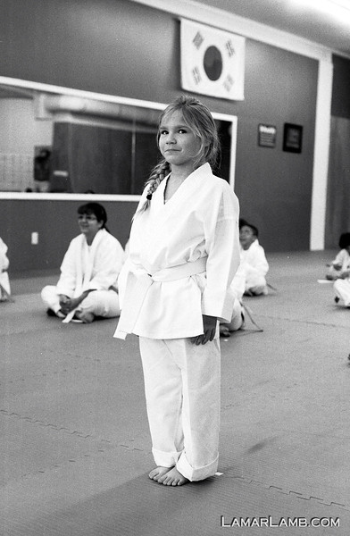 Vidalia Ultimate Marshal Arts Academy Belt Ceremony 4 Apr 2013 - Camera: Nikon F4s; Lens: Nikkor 50mm f/1.8 AF-D; Film: Ilford HP5+ shot at ISO 1600 and pushed 2 stops in Kodak XTOL.