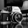 Nikon F Photomic FTn on Tri-X - Taken with Leica IIIb / Summitar / Auto-Up
