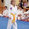 Portra 400 at ISO 1600 - Nikon FM - Taekwondo