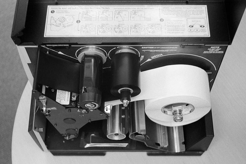 Graflex Graphic 35 - Ilford HP5 Plus in HC-110