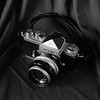 Nikon F on Kodak Tri-X 400