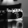 Leica IIIc on Tri-x - Taken with Zorki-4