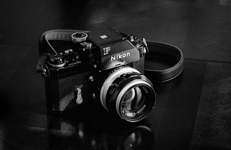 Nikon F on Kodak Tri-X 400 in LegacyPro L-110
