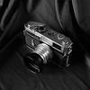 Canon 7 on Tri-X 400 - Taken w/ Nikon F2SB