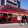 Kodak Ektachrome E100VS - SCAD Bus