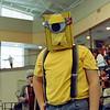 Kodak Portra 400 - Konica AutoReflex T2 - Robotics