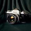Nikon F on Kodak Ektar 100 - Nikkormat FT2