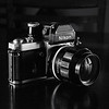 Nikon F2 on Ilford HP5