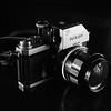 Nikon F FTn on Ilford HP5