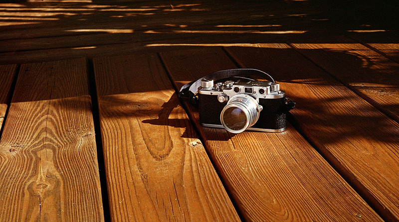 Leica IIIc & Jupiter 8 on Kodak Gold 400. Taken with a Zorki-3S (Зоркий-3C)