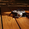 Leica IIIc & Jupiter 8 on Kodak Gold 400. Taken with a Zorki-3S (Зоркий-3C)