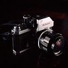 Nikon F FTn on Portra 160