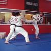 Kodak Portra 400 at ISO 1600 - Taekwondo
