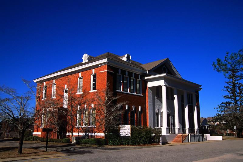 Velvia 50 - Brewton Parker College