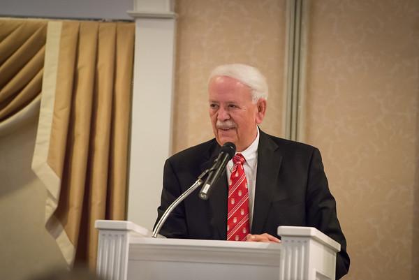 Brian Kilcullen Retirement Party December 2015