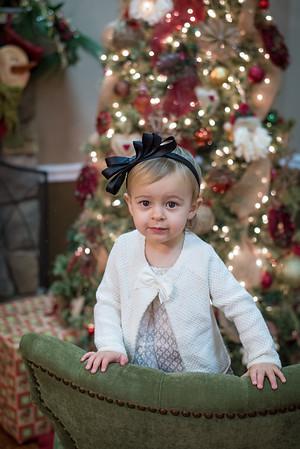 Manuli, Danielle Christmas 2015