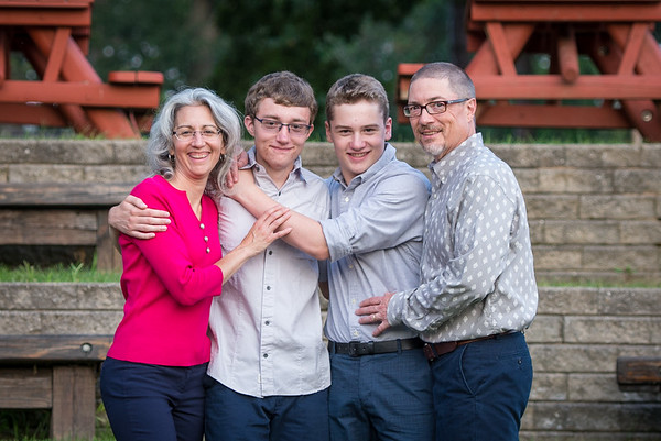 The Brownewell Family September 2015