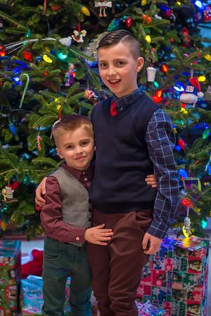 The Collins Family Christmas 2015