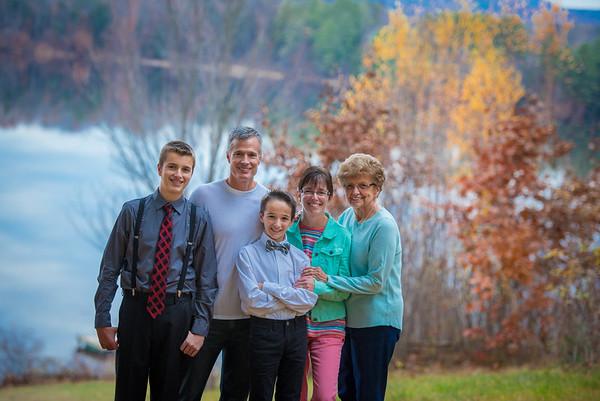 The Goodemote Family November 2015