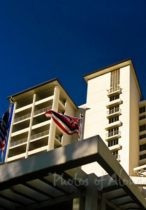 The Blue Planet Summit was held at the Marriott's Ko Olina Resort  O'ahu, Hawai'i