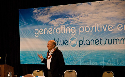 Blue Planet Summit Friday Morning  R. James Woolesy, Former Dir of CIA, (1993-95) partner and VP of Booz Allen Hamilton, Attorney