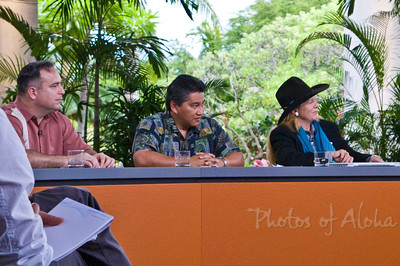 Panel Discussion Participants on Friday, April 4  Eliot Assimakopoulos, GE  Ramsay Taum, Native Hawai'ian Culture & Sustainability, University of Hawai'i, Co-Founder of Sustain Hawai'i  L. Hunter Lovins, Natural Capitalism, Inc.