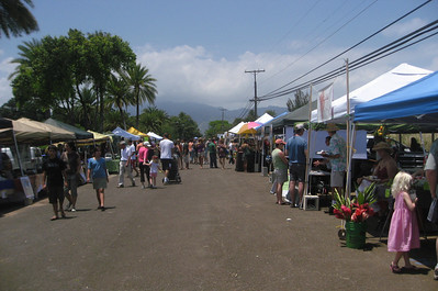 North Shore Farmer's Market, Haleiwa