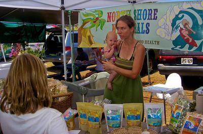North Shore Farmer's Market, Haleiwa